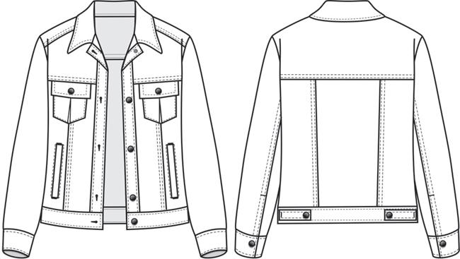 149e3dd44 Coletes e jaquetas femininas em pauta no Verão 2018