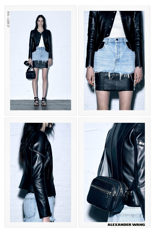 Visual de personal stylist inspira Alexander Wang