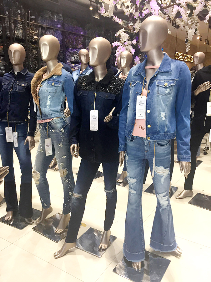Consciência Jeans aposta nos detalhes para o Inverno 2018