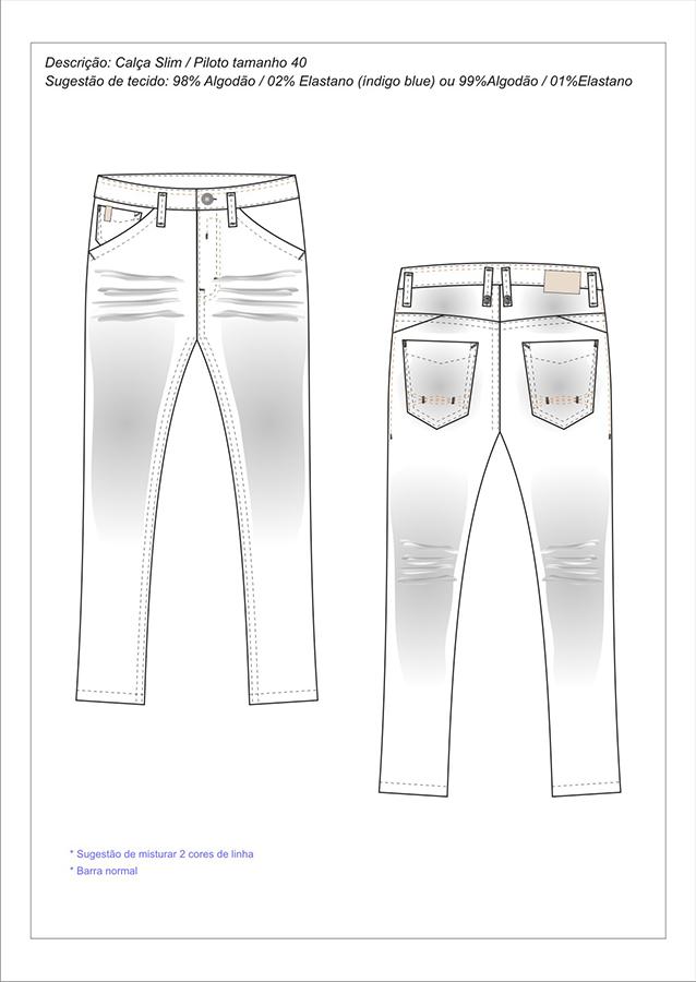 Versões leves de jaquetas e calças para o Verão 2019